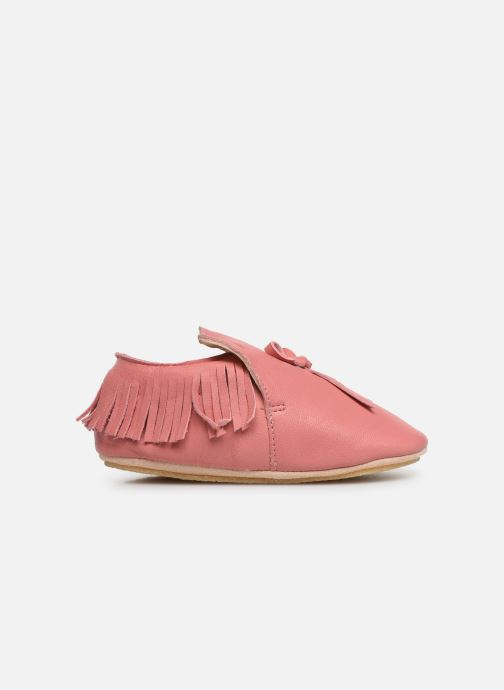 Chaussons Easy Peasy Mexiblu Rose vue derrière
