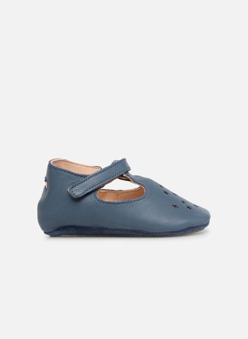 Pantoffels Easy Peasy Lillop Blauw achterkant