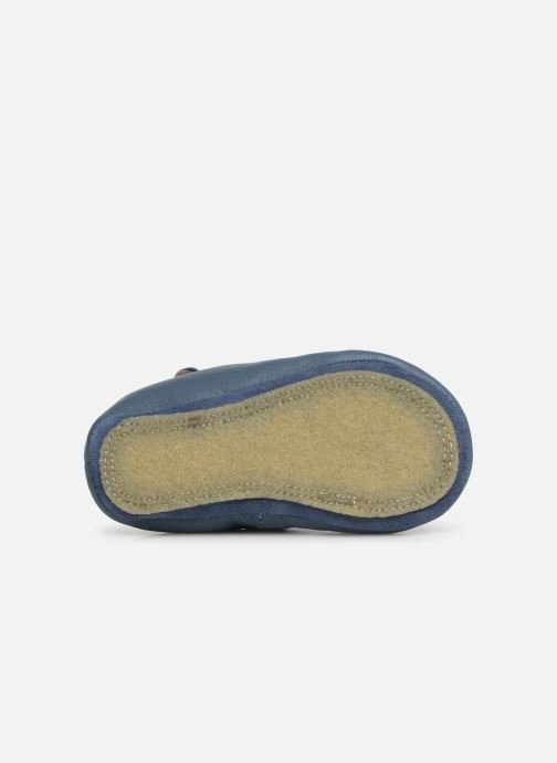 Pantoffels Easy Peasy Lillop Blauw boven