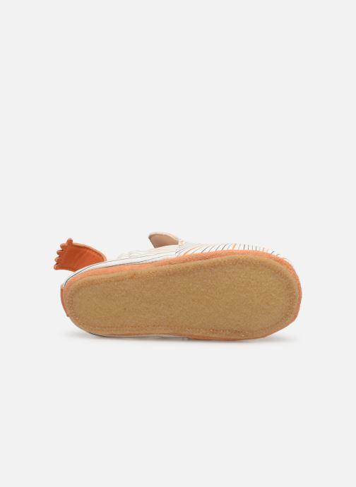 Pantoffels Easy Peasy Blublu Wave Wit boven