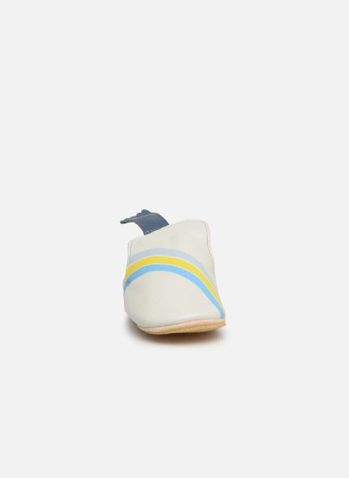 Slippers Easy Peasy Blublu Rainbow Blue model view