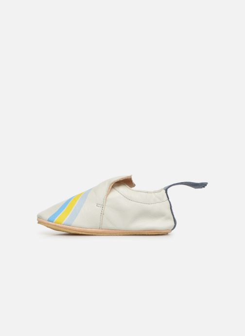 Slippers Easy Peasy Blublu Rainbow Blue front view