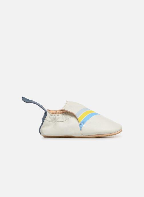 Slippers Easy Peasy Blublu Rainbow Blue back view