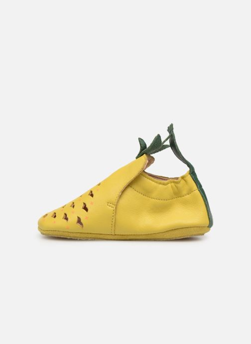 Chaussons Easy Peasy Blublu Ananas Jaune vue face