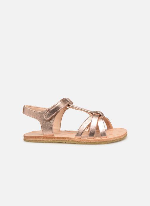 Sandals Easy Peasy Lulu Pink back view