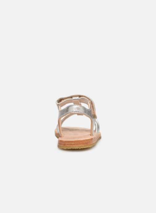 Sandals Easy Peasy Lulu Silver view from the right