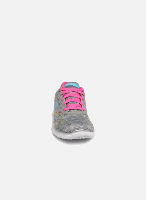Baskets Skechers Skech Appeal-It'S Electric Gris vue portées chaussures