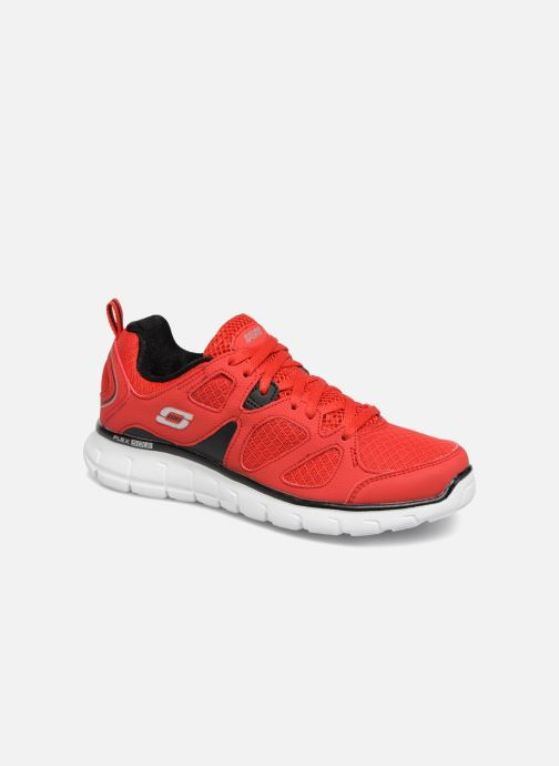 6fe40e86af27 Skechers Vim Turbo Ride (Red) - Trainers chez Sarenza (357286)