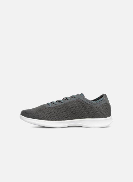 Sneaker Skechers Go Step Lite/Dashing grau ansicht von vorne
