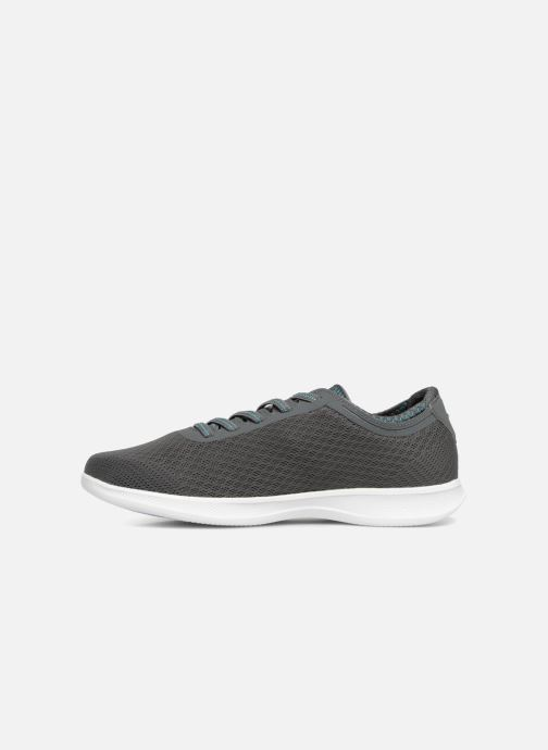 Deportivas Skechers Go Step Lite/Dashing Gris vista de frente