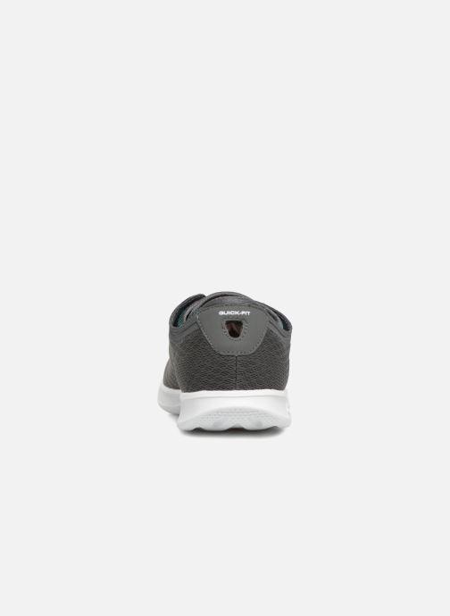 Sneaker Skechers Go Step Lite/Dashing grau ansicht von rechts