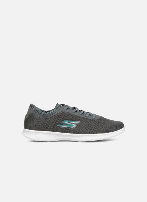 Sneaker Skechers Go Step Lite/Dashing grau ansicht von hinten