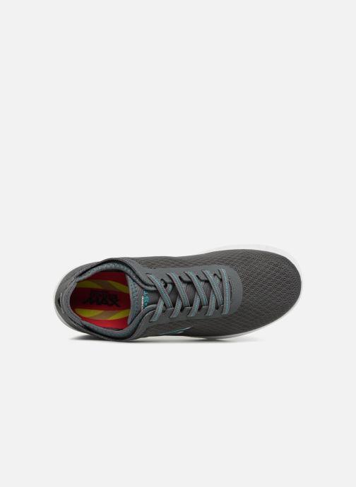 Sneaker Skechers Go Step Lite/Dashing grau ansicht von links