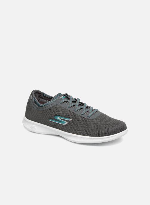 Deportivas Skechers Go Step Lite/Dashing Gris vista de detalle / par