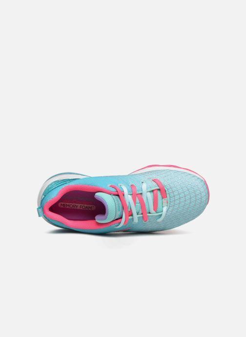 Sneakers Skechers Skech-Air Deluxe Azzurro immagine sinistra