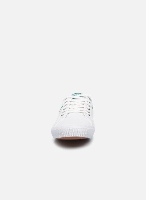 Sneakers Jack & Jones Jfwross Canvas Wit model