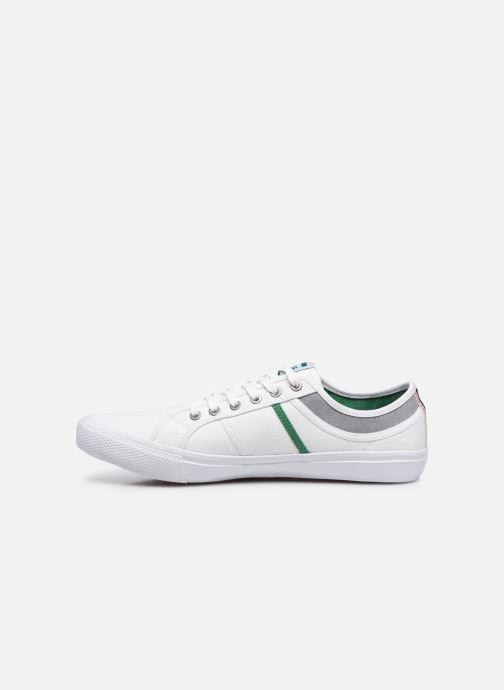 Sneakers Jack & Jones Jfwross Canvas Wit voorkant