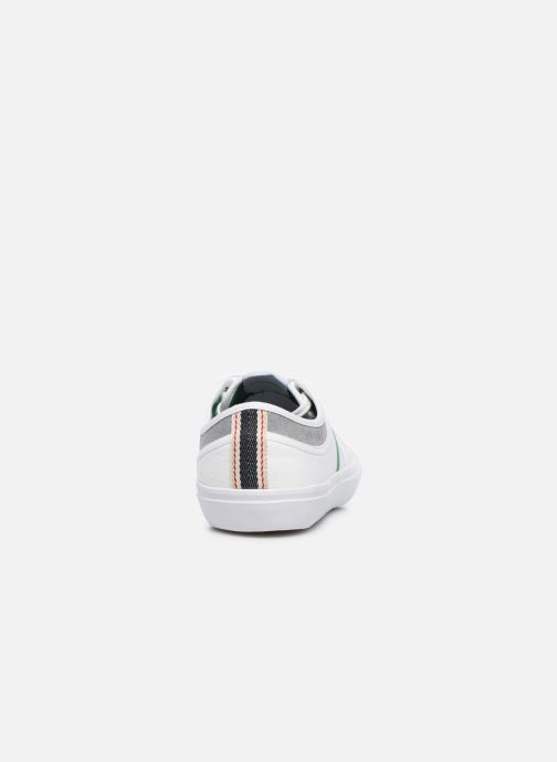 Sneakers Jack & Jones Jfwross Canvas Wit rechts
