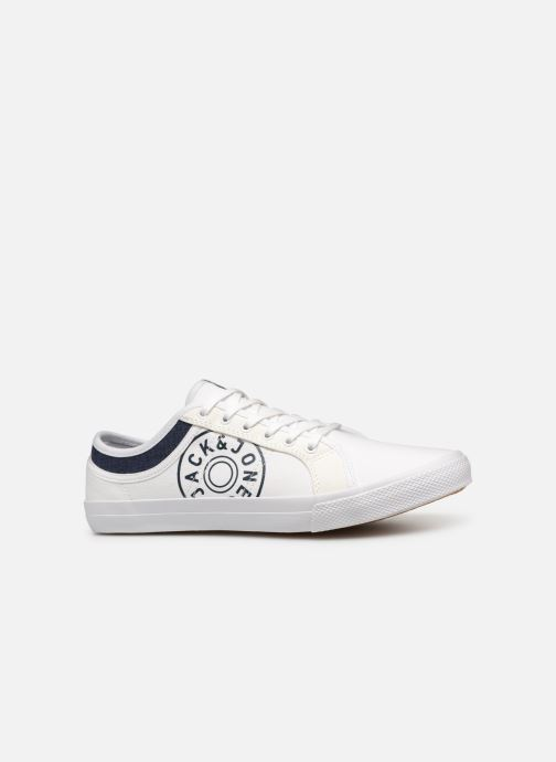 Baskets Jack & Jones Jfwross Canvas Print Blanc vue derrière