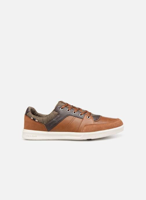 Baskets Jack & Jones Jfwnewington Marron vue derrière