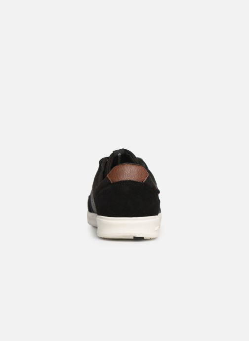 Trainers Jack & Jones Jfwnewington Black view from the right