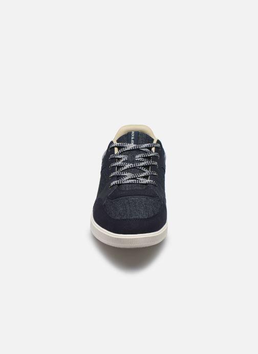 Baskets Jack & Jones Jfwnewington Bleu vue portées chaussures