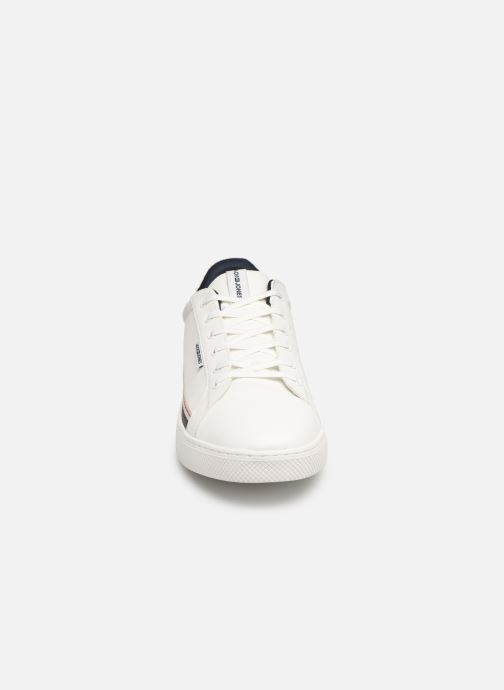 Sneaker Jack & Jones Jfwtrent Pu Special weiß schuhe getragen