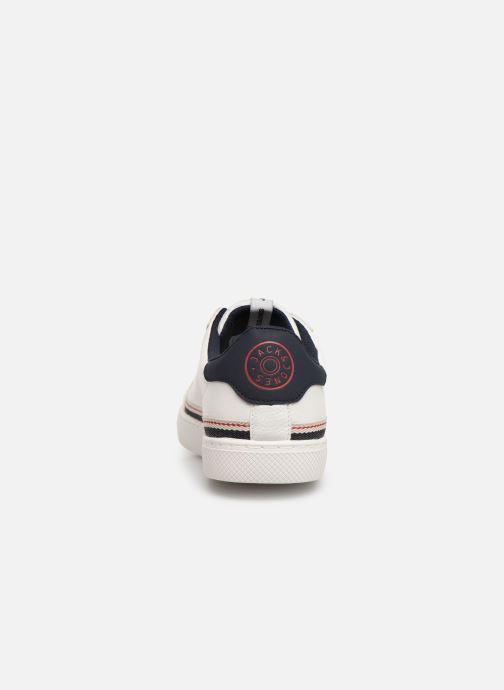 Sneakers Jack & Jones Jfwtrent Pu Special Bianco immagine destra