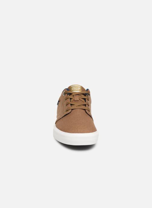 Baskets Jack & Jones Jfwbarton Jaune vue portées chaussures
