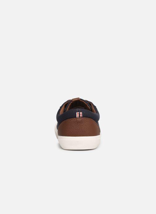 Sneakers Jack & Jones Jfwvision Mix Blauw rechts