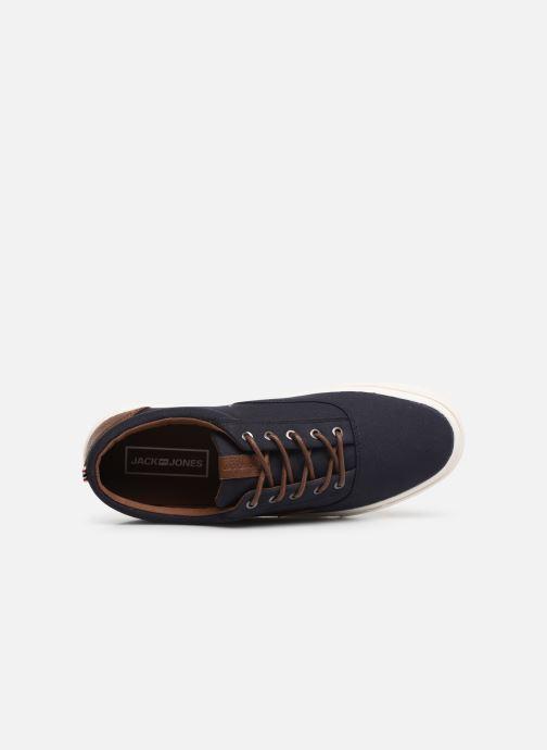 Sneaker Jack & Jones Jfwvision Mix blau ansicht von links
