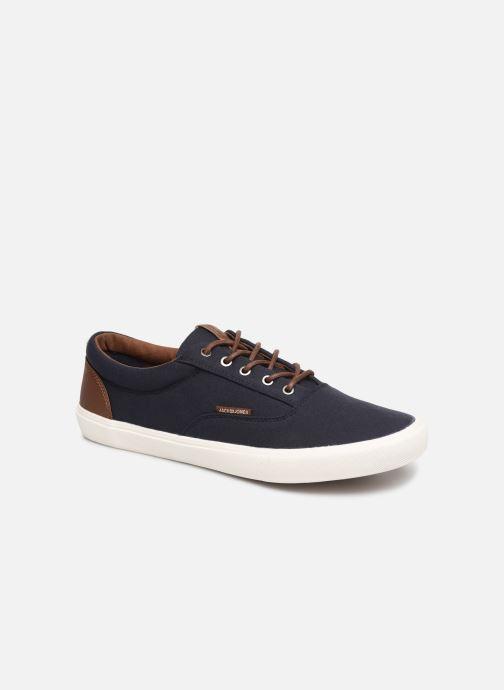 Sneakers Jack & Jones Jfwvision Mix Blå detaljeret billede af skoene