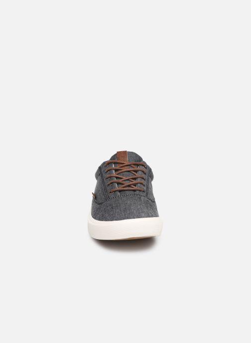 Baskets Jack & Jones Jfwvision Mix Gris vue portées chaussures