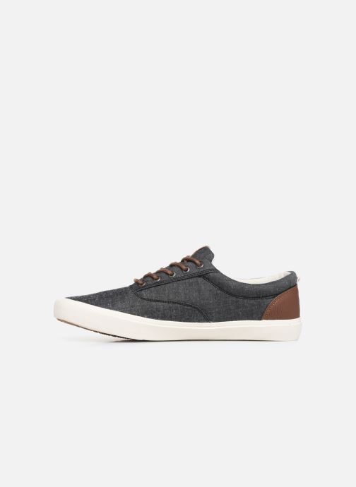 Trainers Jack & Jones Jfwvision Mix Grey front view