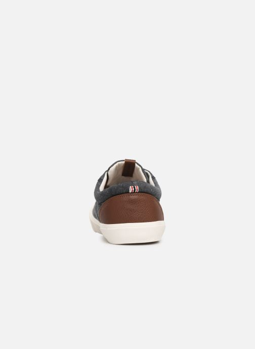 Trainers Jack & Jones Jfwvision Mix Grey view from the right