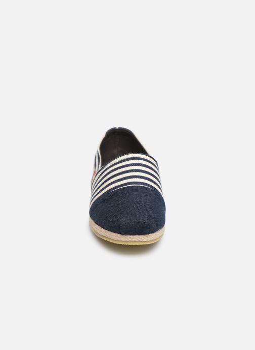 Espadrillos Jack & Jones Jfw Espadrilles Canvas Blå se skoene på