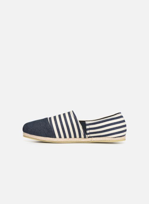 Espadrilles Jack & Jones Jfw Espadrilles Canvas Bleu vue face