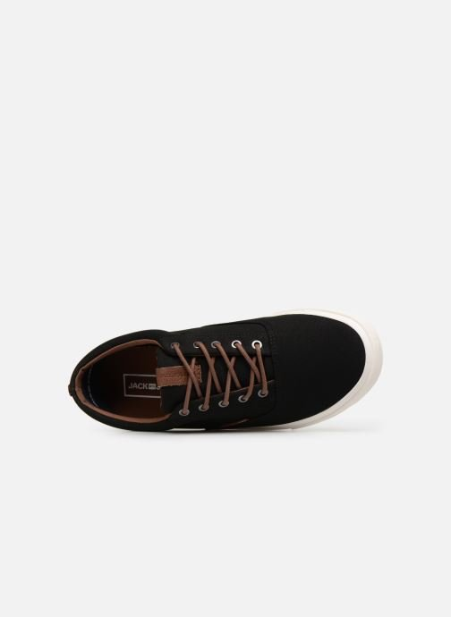Sneaker Jack & Jones Jfwvision Classic Mixed grau ansicht von links