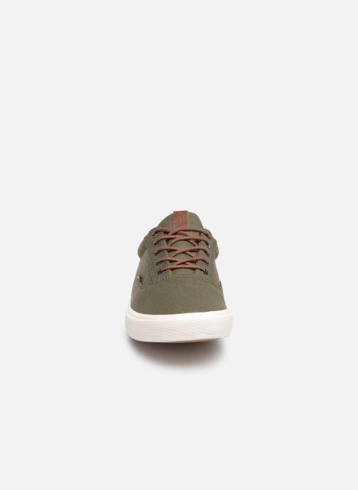 Baskets Jack & Jones Jfwvision Classic Mixed Vert vue portées chaussures