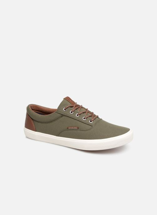 Trainers Jack & Jones Jfwvision Classic Mixed Green detailed view/ Pair view