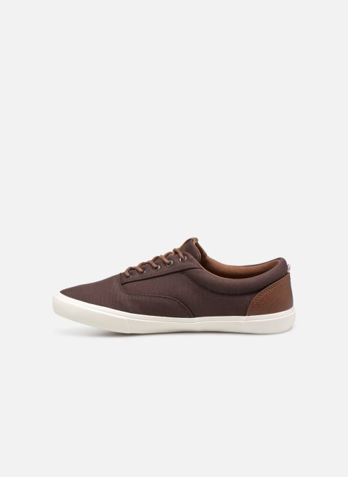 Trainers Jack & Jones Jfwvision Classic Mixed Brown front view