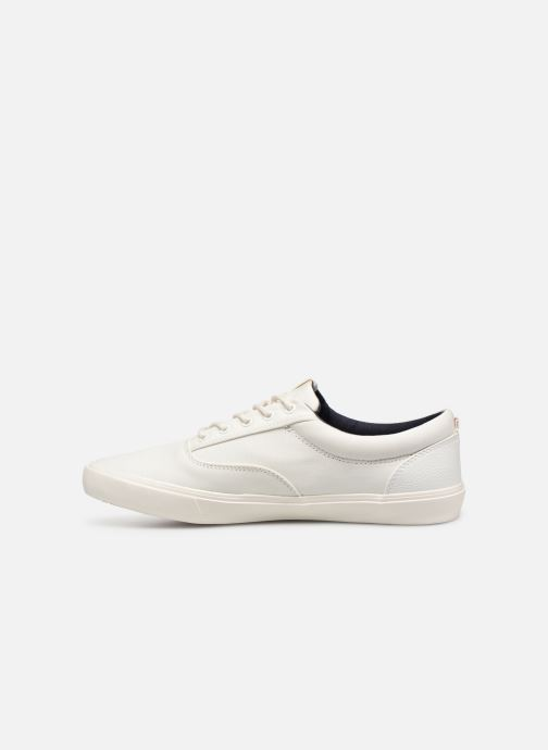 Sneakers Jack & Jones Jfwvision Classic Mixed Hvid se forfra
