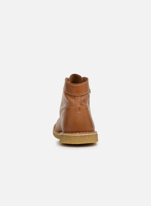 Bottines et boots Kickers KICK LEGEND M Marron vue droite