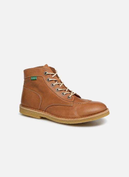 Bottines et boots Kickers KICK LEGEND M Marron vue détail/paire