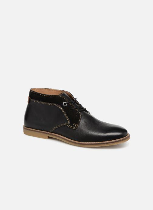 Boots en enkellaarsjes Kickers BREAK Zwart detail