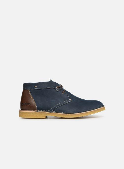Bottines et boots Kickers CLUBBO Bleu vue derrière