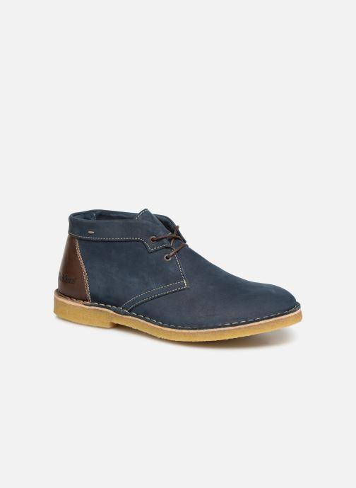 Bottines et boots Kickers CLUBBO Bleu vue détail/paire
