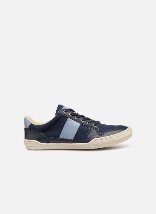 Sneakers Kickers JIMMY Azzurro immagine posteriore