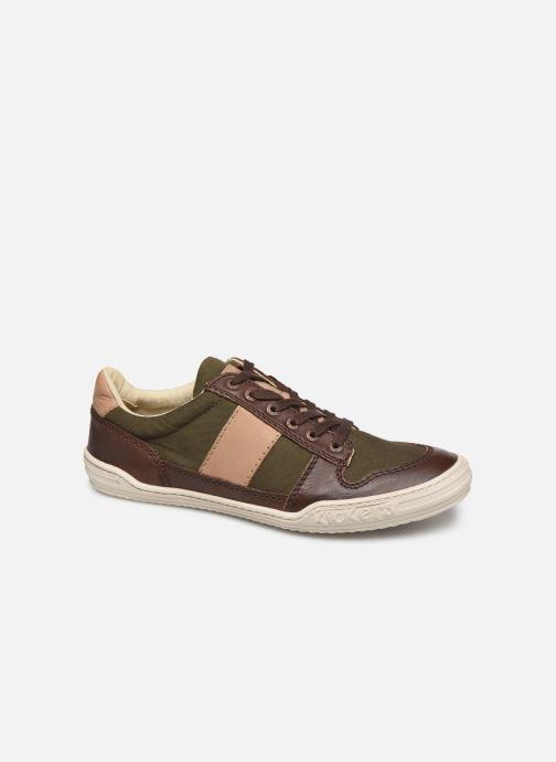 Sneakers Kickers JIMMY Marrone vedi dettaglio/paio