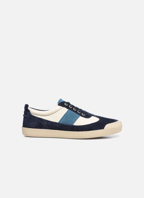 Sneakers Kickers THEORY Blauw achterkant